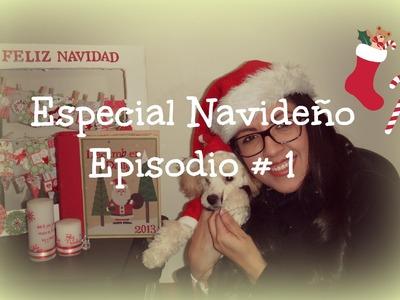 Especial de Navidad - Episodio #1 - Como hacer Velas Navideñas