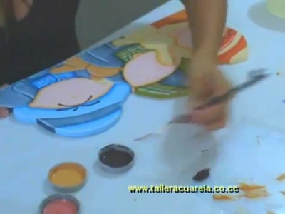 Pintura Country Nivel Intermedio 4.5 Taller Acuarela