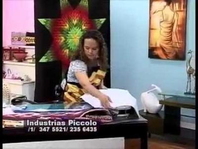 Video de Patchwork Piccolo con Reglas de Formas 2