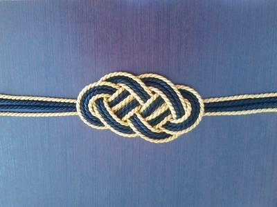Cinturon de cordon de seda
