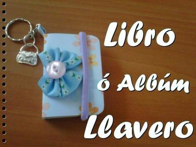 D.I.Y ♀ Mini libro ó Albúm ♀