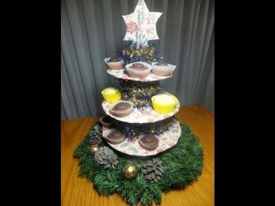 DIY. Expositor de dulces para fiestas especiales.