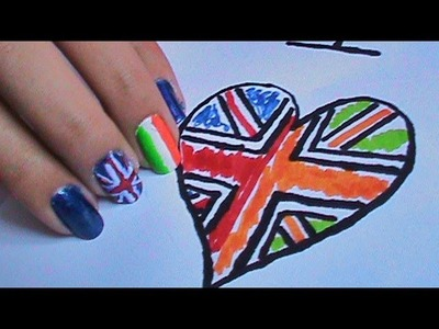 SUPER FÁCIL-Manicura de One Direction