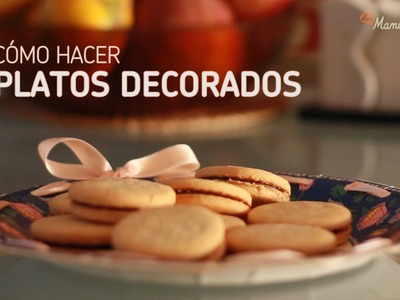 Tutorial para decoración de platos