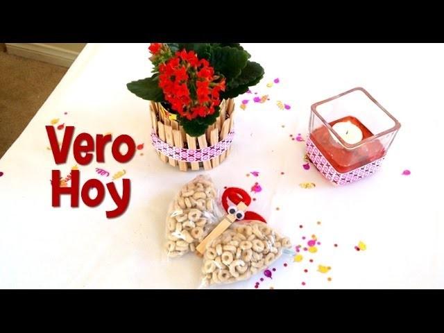 3 DIY para San Valentin 2014