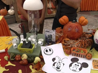 Disney Tips para decorar tu casa en halloween