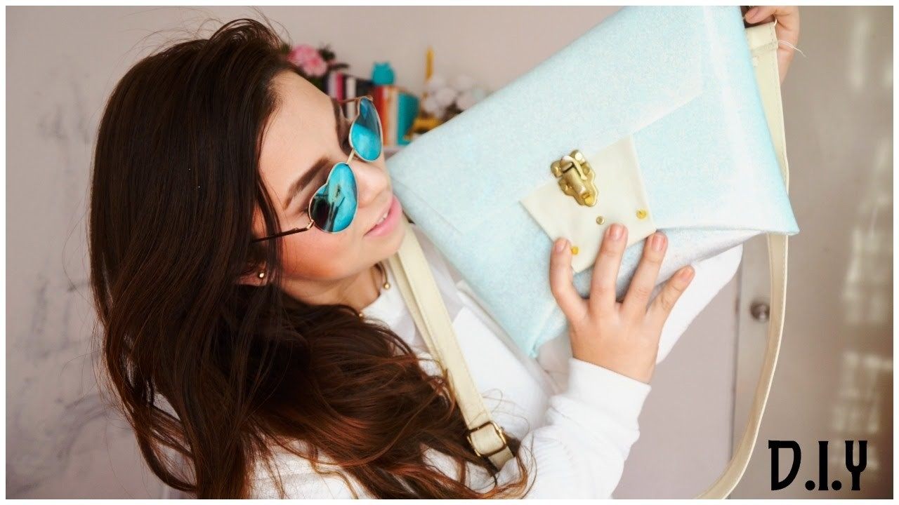 DIY-MESSENGER BAG.BOLSO | Harleen Nanethz