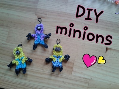 DIY minion de gomitas