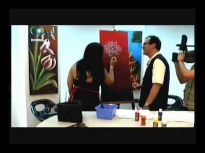 MARAVILLOSO MUNDO PINTURA CON GLADYS PRINCE 02