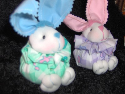 Muñecos Soft. conejito alfiletero.rabbit needle case 1.2 subtitulado. proyecto 8