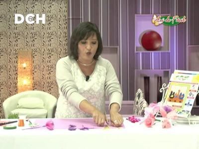 Rosa en Media de Nylon - Yasna Pino