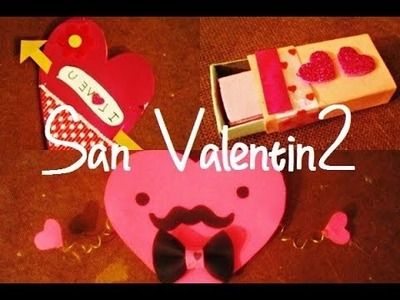 San Valentin 2 (manualidad 95)