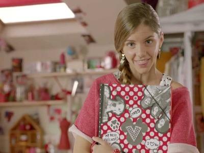 "Disney Channel España | Minnie&You (T2) ""Carpetas instituto"""