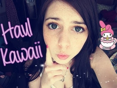 Kawaii Haul ♥