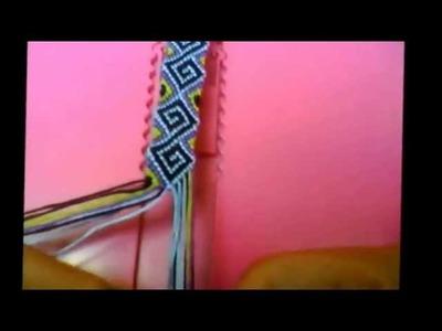 Pulsera de Hilo: Squiggle Parte2