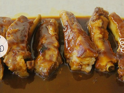 Receta fácil: Costillas en salsa BBQ | Craftingeek