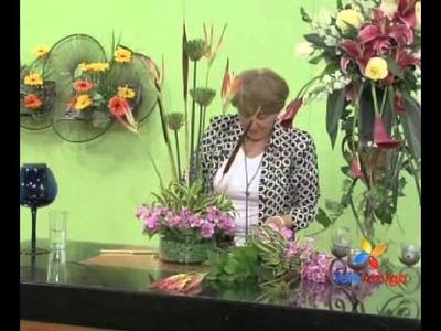 Teleamiga   Aprenda y Venda   Arreglo de Flores
