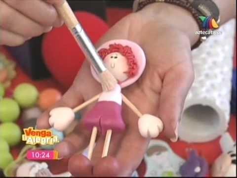 CHELO ARIZPE, MAESTRA DE PASTA FLEXIBLE  CON TABATA JALIL, TV AZTECA 13