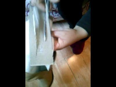 Como arreglar unas botas para gemelos gorditos  Nº4