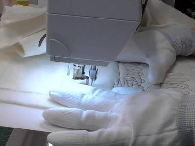 Como conseguir la tensión del hilo perfecta para el acolchado