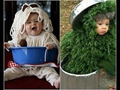Disfraces caseros para niños ideas originales
