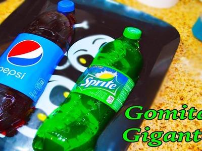DIY : Pepsi y Sprite Gigante de Gelatina | 1080p HD