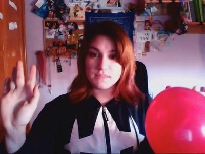 #DIY #Random『Funda de móvil con un globo』Mobile case with a baloon in 1 minute! BY Makino CJ♡