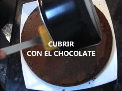 ENDITXOKO - PASTEL DE CHOCOLATE