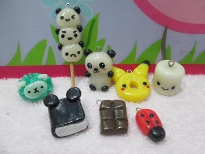Mis figuritas kawaii de porcelana fria #4 ✿