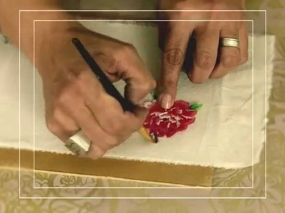 MONITOR | Delia Di Giorgio Decoupage - Craquelado - Pinturas 3D | Manos a la Obra