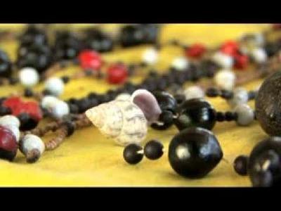 Saberes Ancestrales artesanías de semillas - Nacionalidad Cofán