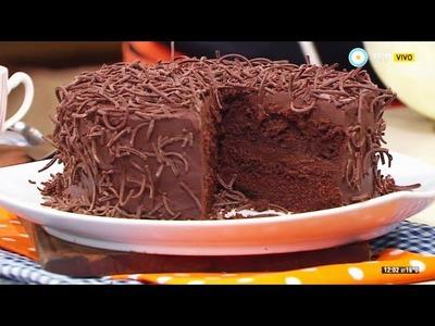 Torta lujuria de chocolate