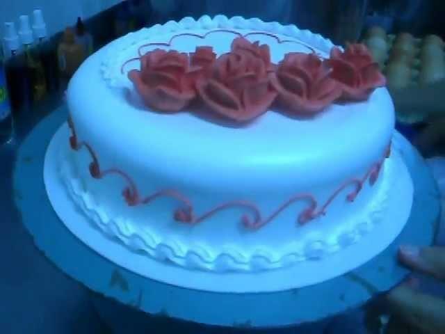 Decoración de pasteles,