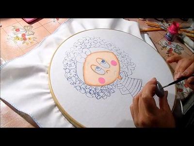 Pintura en Tela - Chamoy Distroller Parte - 1