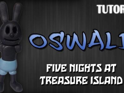 Tutorial Oswald en Porcelana Fria   FNaTI   How to make a Oswald with Cold Porcelain