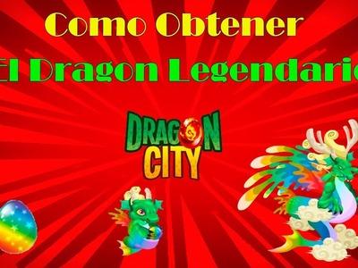 Como Obtener El Dragon Legendario De Dragon City