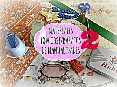 Materiales baratos II