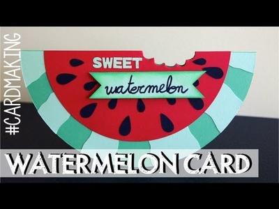 Sweet Watermelon card