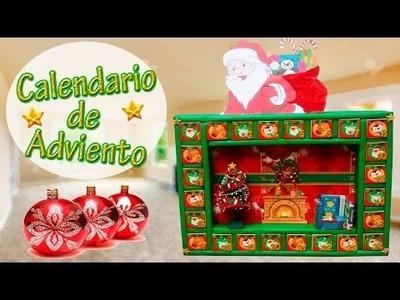 Calendario de adviento ♥ DIY navidad