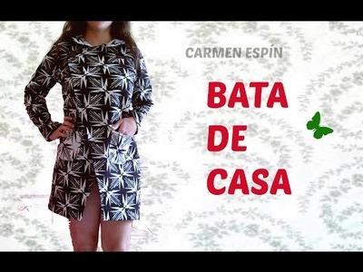 DIY:BATA DE CASA
