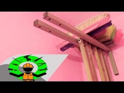 DIY:Porta Escobas y Jaladores