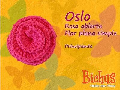 Bichus - Oslo - Flor tipo Rosa abieta simple