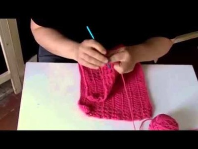Como tejer una blusa en crochet  parte 2 de 3