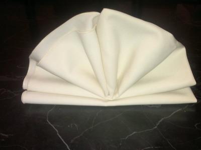 Doblado de servilletas 3