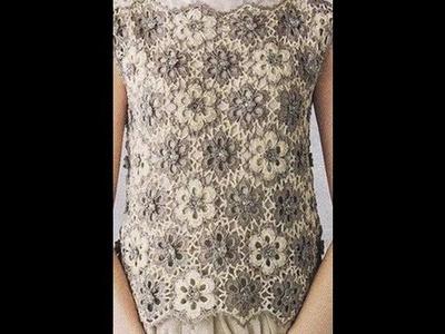 Gráficos para tejer a Crochet