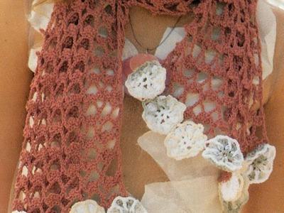 Patrón Para Tejer Chal y Falda a crochet