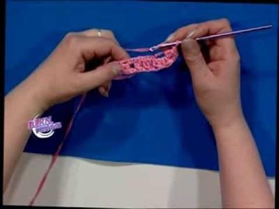 Silvia Nieruczkow - Bienvenidas TV - Teje una cartera para nena teens en crochet