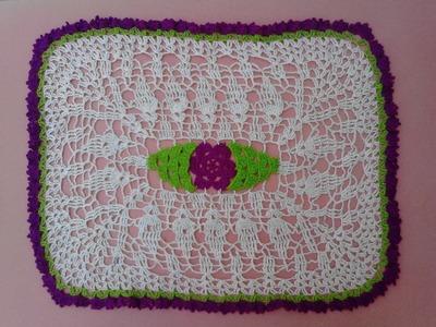 Carpeta crochet Yrene 1de 5