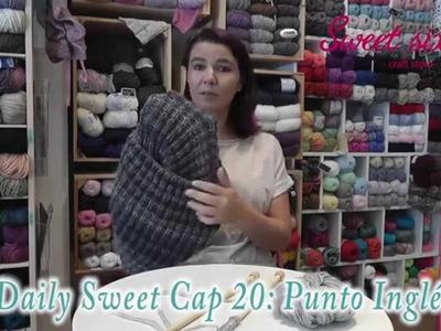 Daily sweet Cap 20 Punto ingles