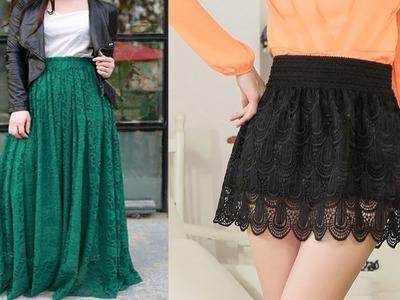 Faldas Tejidas a Crochet Mujer - Ideas